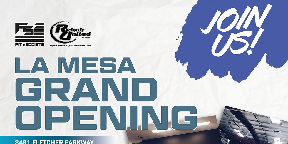 La Mesa Grand Opening Celebration