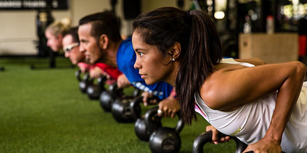 Free Community Workout: La Mesa