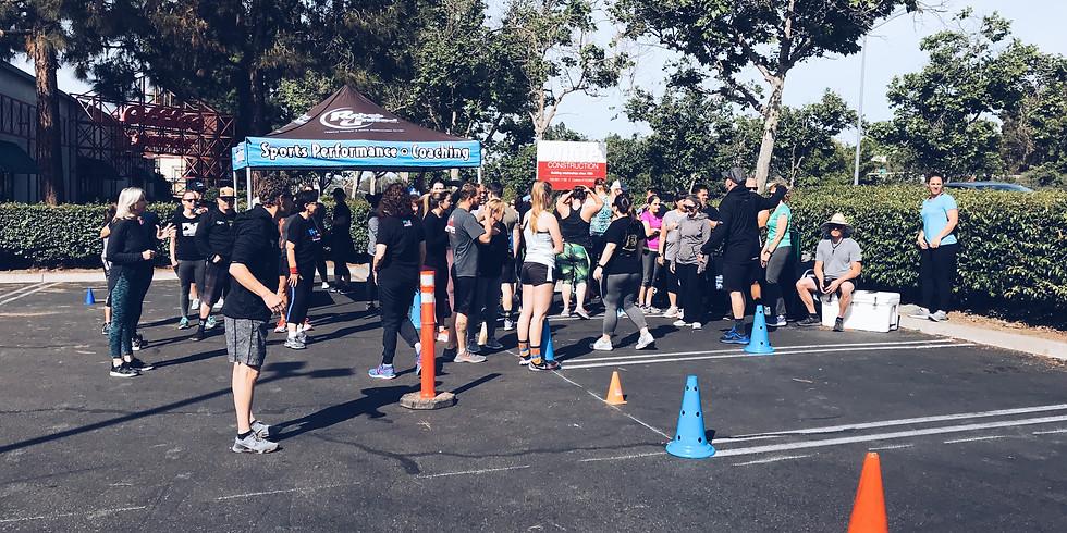 Free Community Workout 7/13: La Mesa