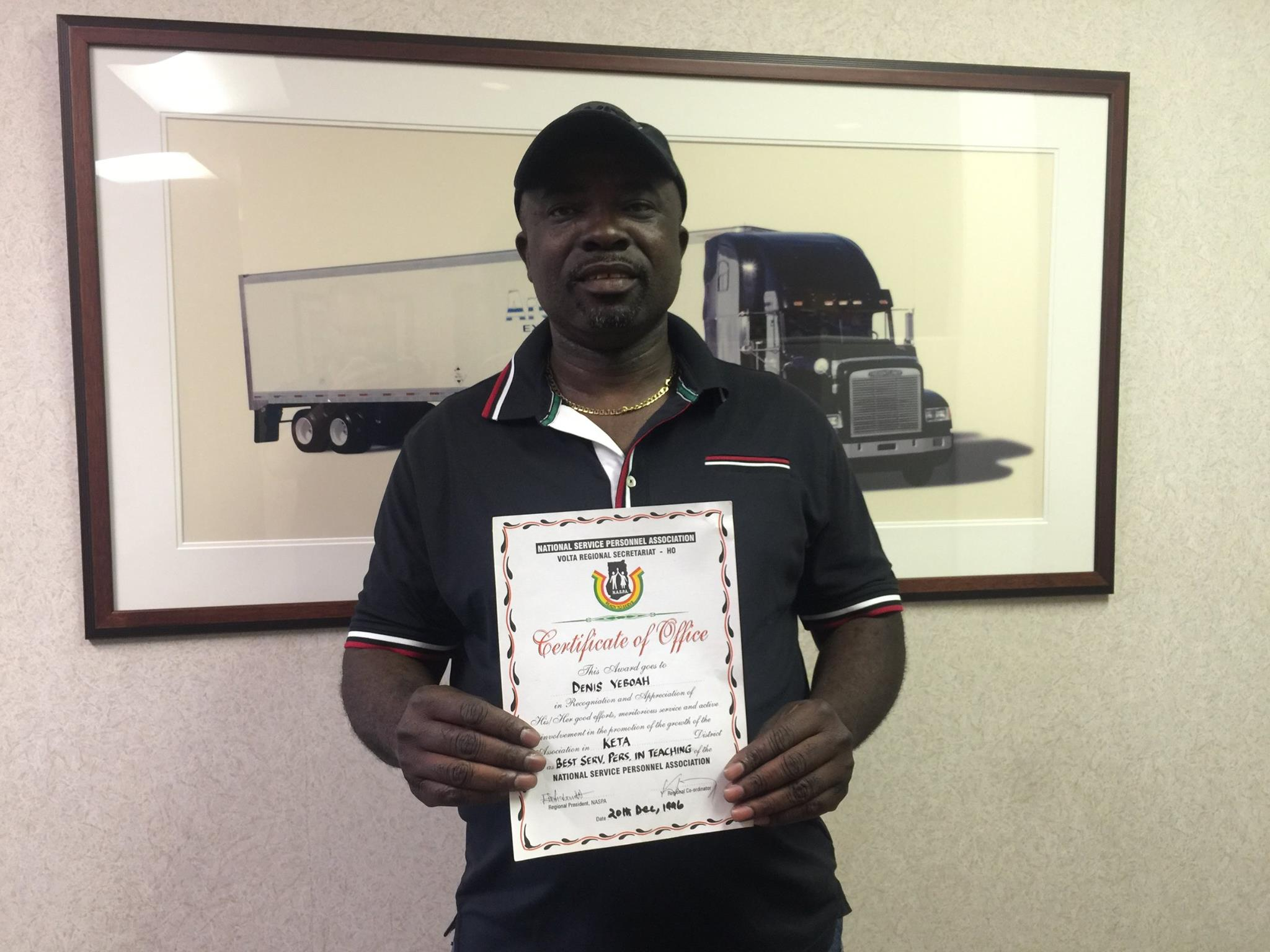 Denis Yeboah