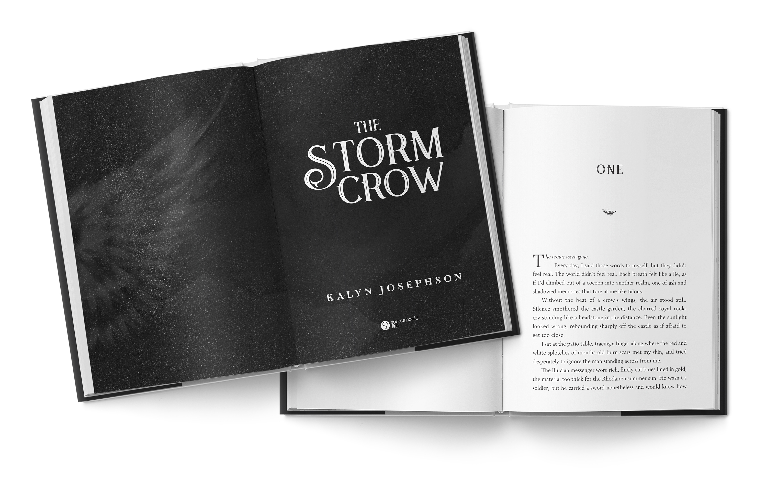 The Storm Crow, Kalyn Josephson