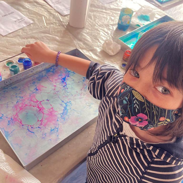 Atelier hebdomadaires: Peinture en mouvement