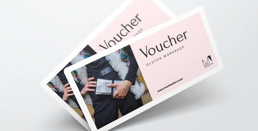 Clutch WORKSHOP VOUCHER
