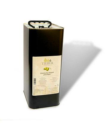 """5000 ml griechisches Olivenöl  """"Extra Nativ"""""""