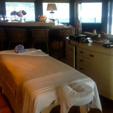 Five master tips for giving the best massage on a yacht