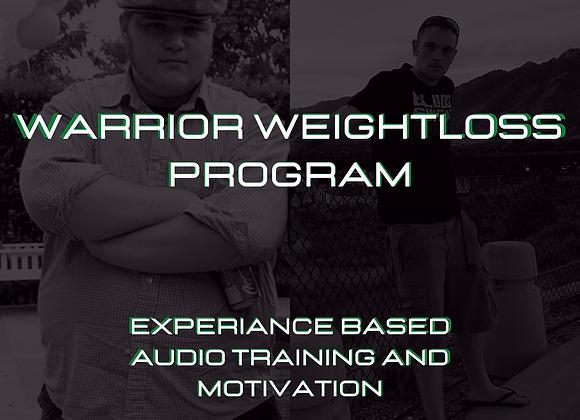 Warrior Weightloss Program