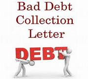 image of bad debt collection letter.jpg
