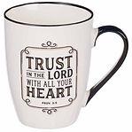 Mug - Trust in the Lord