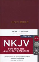 NKJV Hardcover Giant Print