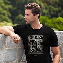 Kerusso - TSHIRT - MEN - Choose this Day