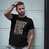 Kerusso - TSHIRT - MEN - Every Knee Will Bow