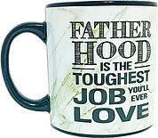 MUG - Fatherhood is the Toughest job