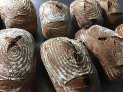 Seasonal Pan Loaf