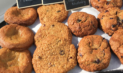 Custom Jumbo Cookies