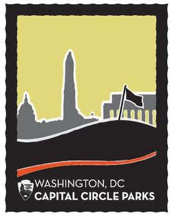 Redesigned park logo