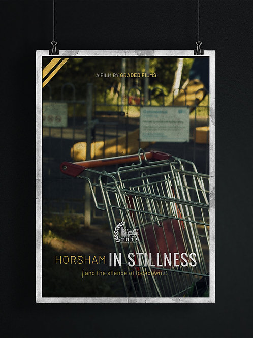 Horsham In Stillness Movie Poster