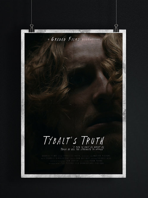 Tybalt's Truth Movie Poster
