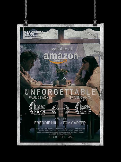 Unforgettable Movie Poster