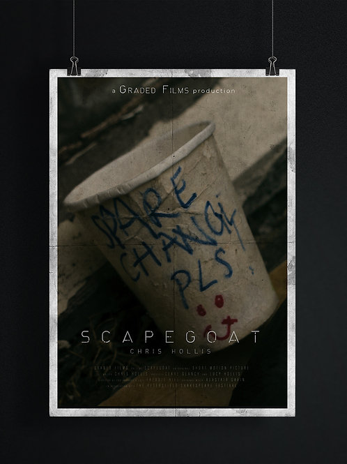 Scapegoat Movie Poster