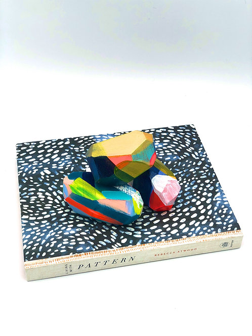 Hand Painted Blocks Set No.2