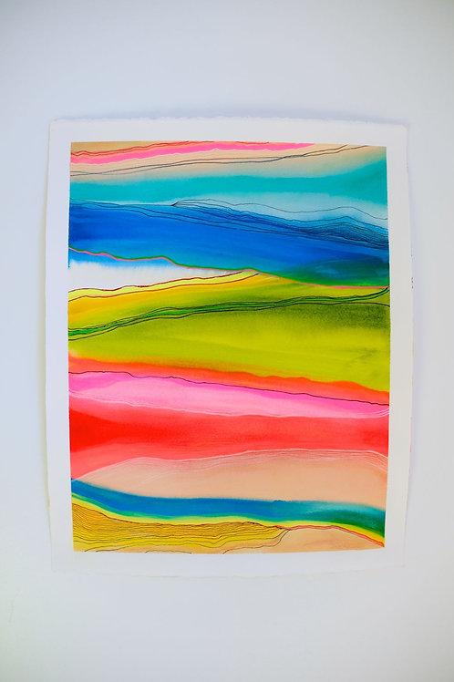 Color Wave No.1