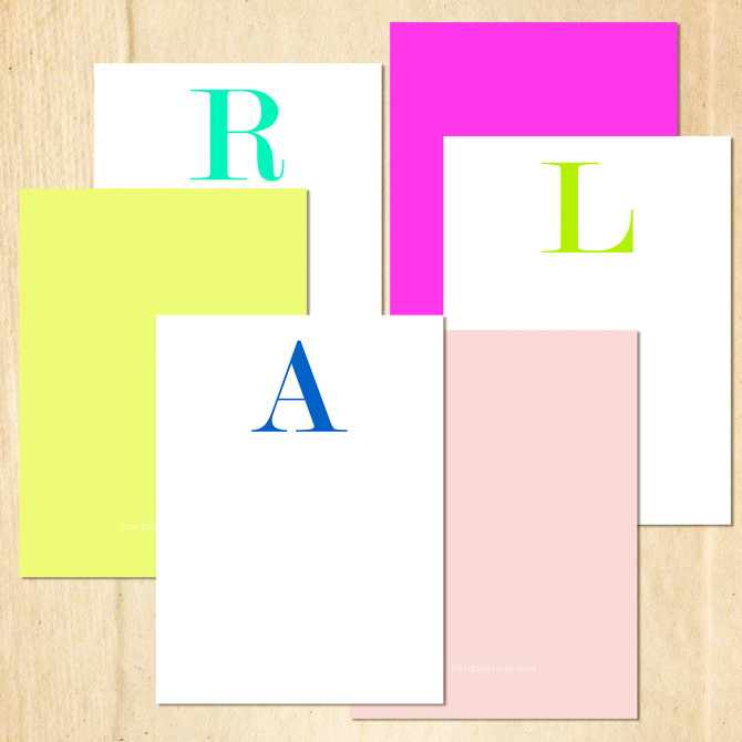 Colorful Correspondence!
