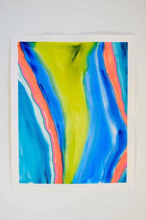 Color Wave No.2
