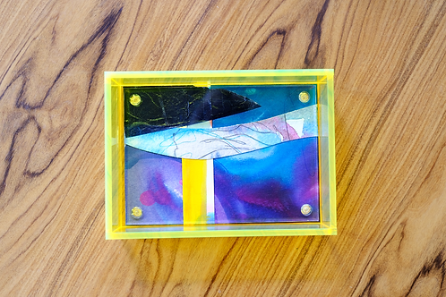 5x7 Acrylic Tray No.34
