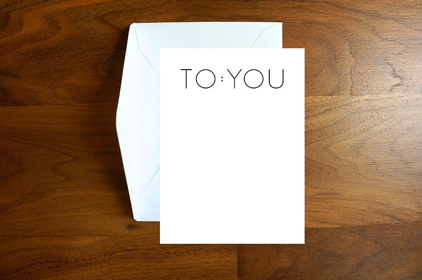 To:You Love:Me