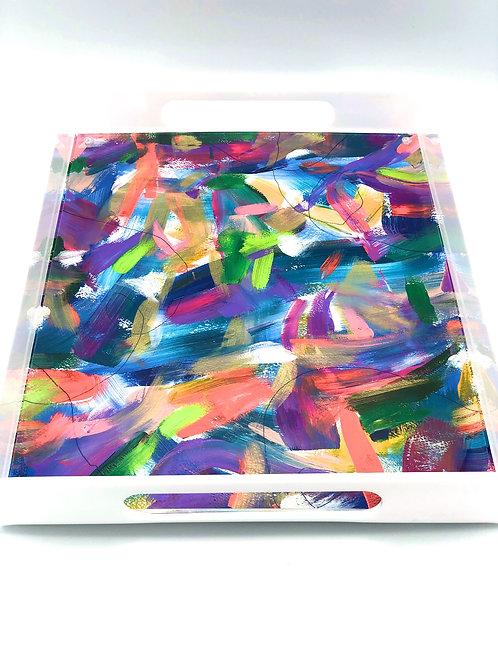 12x16 Acrylic Tray No.3