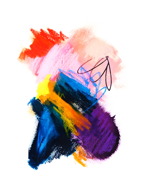 Color Splash No.1 Print