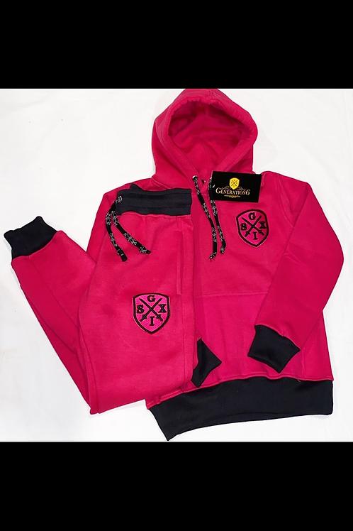 G6 Kids & Youth Fuchsia Pink Trackset
