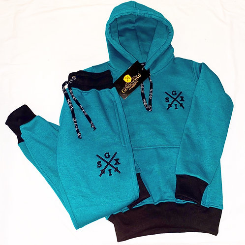 G6 Kids & Youth Deep Teal Trackset