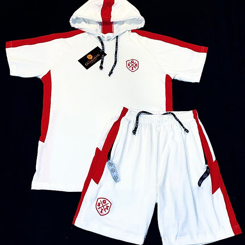G6 White/Red Summer Set