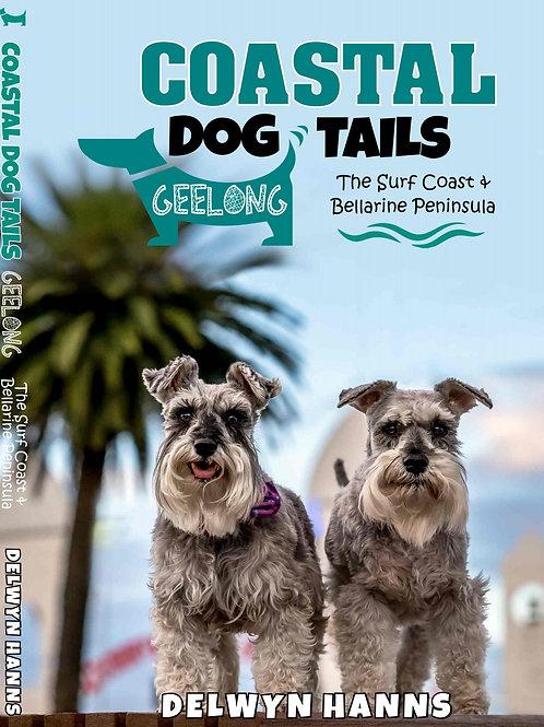 Coastal Dog Tails Book - Hardcover