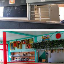 Bar avant / après