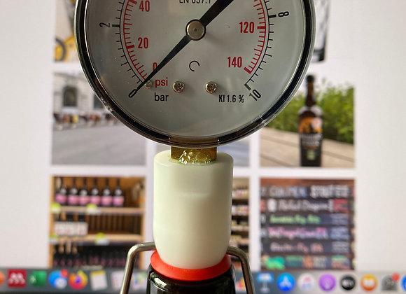 Flaschendruckmesser