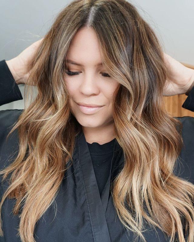 HAIR GLOW ________Stylist_ _alissavallee