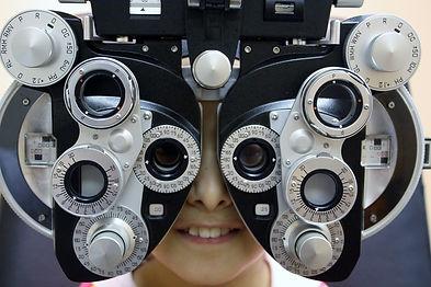 Delta Childrens Eye Exam
