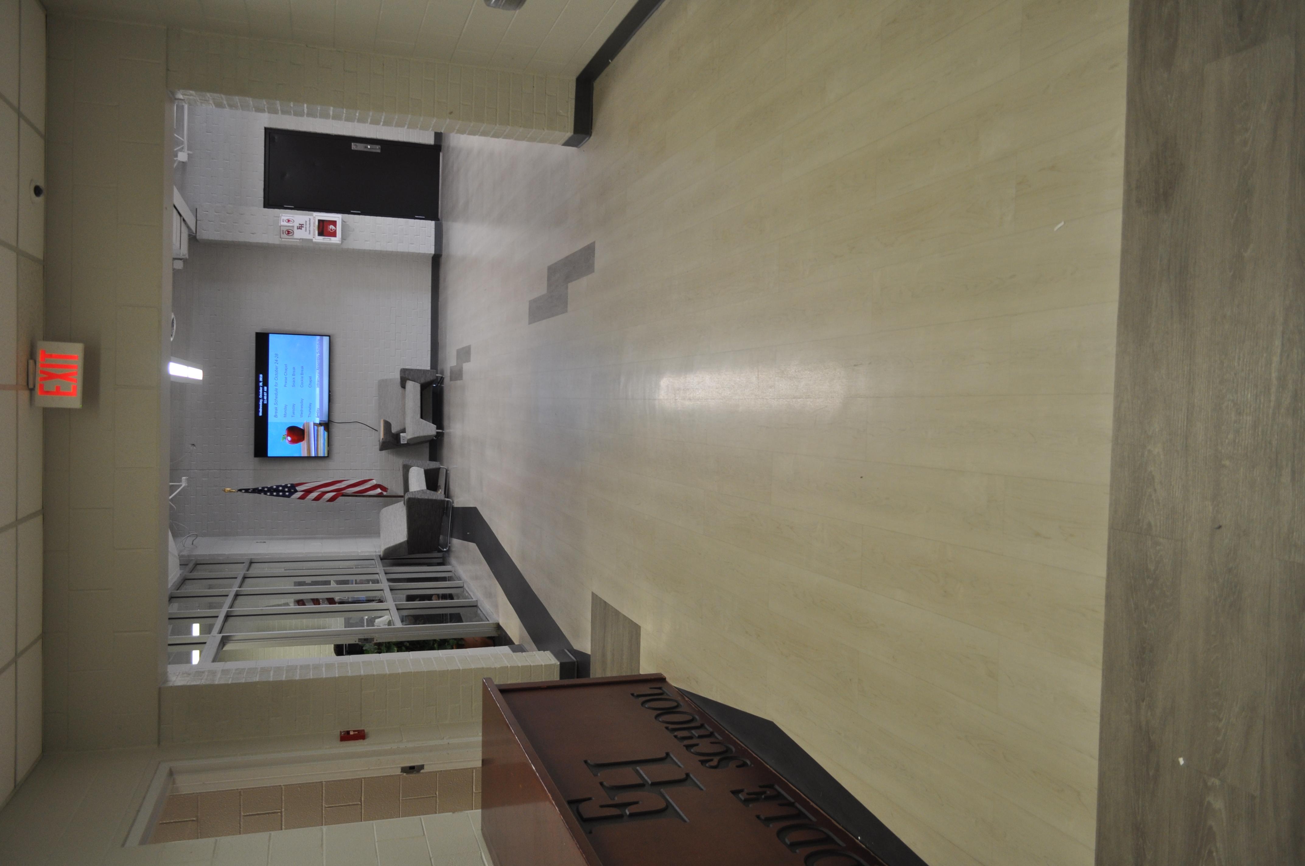 MS - Hallway