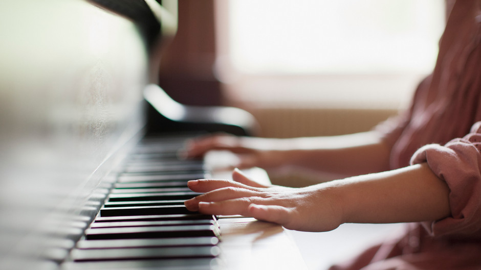 How I Teach Piano to Young Children