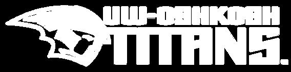 UWO Athletics Logo Horiz Reverse NO BCKG