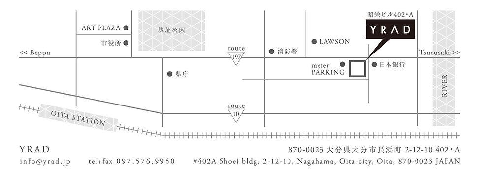 YRAD(イラッド)は田中悠希と榎本亮祐のユニットによる大分の一級建築士事務所です。