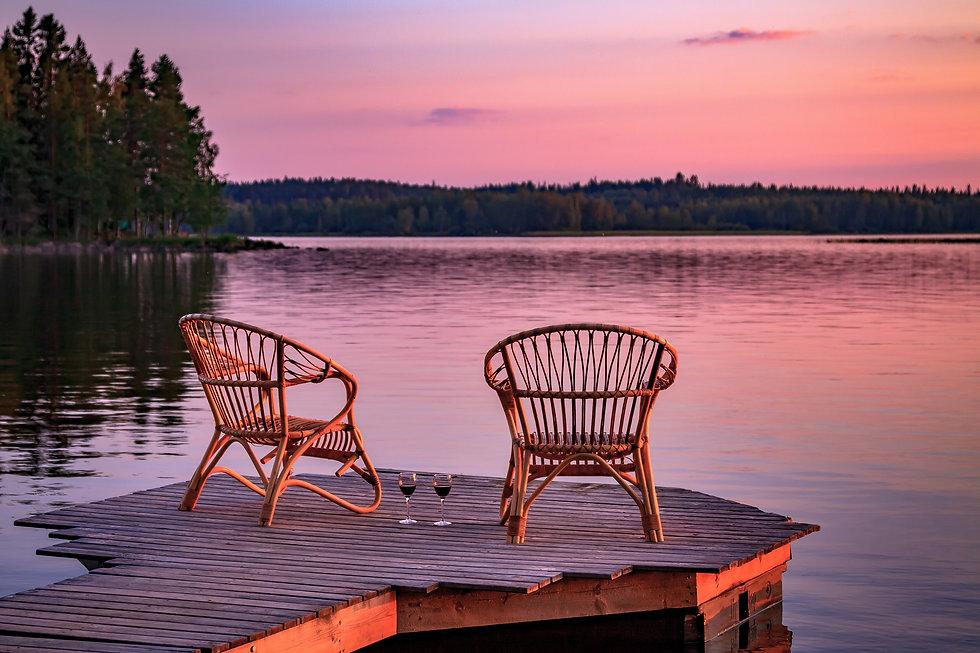 Sunset Cottage life