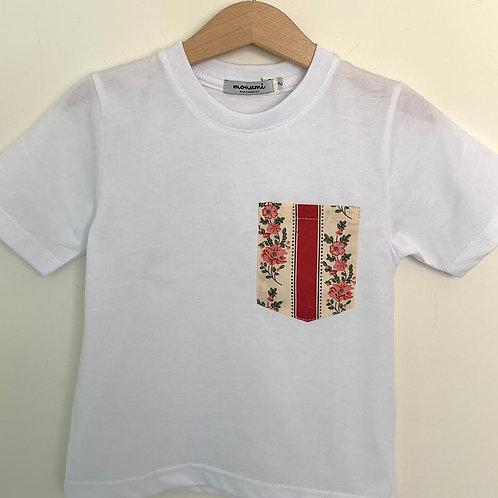 T-shirts FADO - Chita Vermelha
