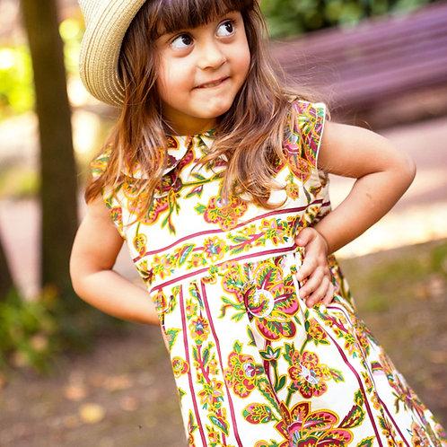 Vestido Amália - Shangrilá