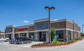 Roanoke Retail Center Construction TX