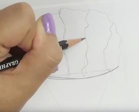 DIY Shrinky Dink Keychain Moriah Elizabeth instructions