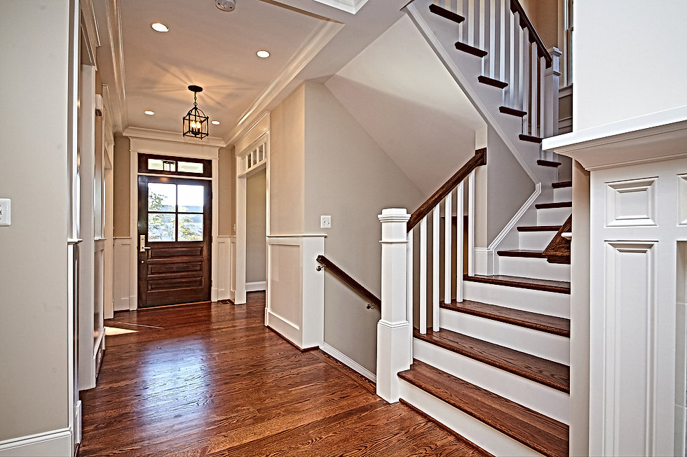 custom home builder northern virginia