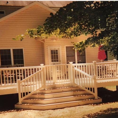 Deck Construction and Repair Virginia